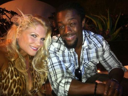 Beth Phoenix & Kofi Kingston