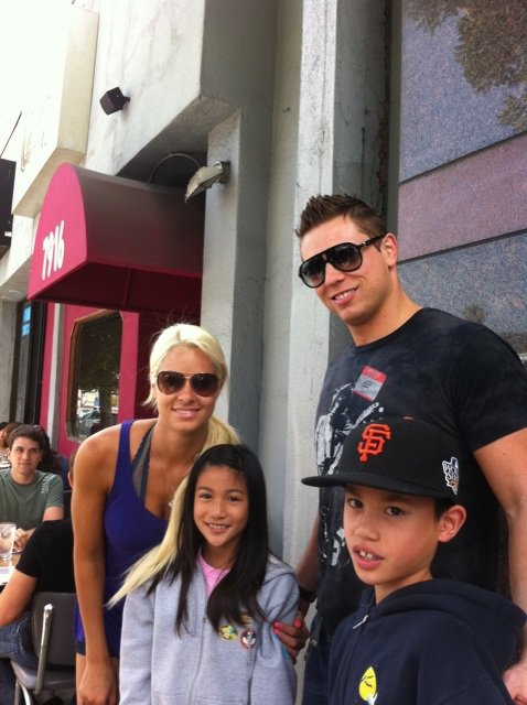 Maryse & The Miz