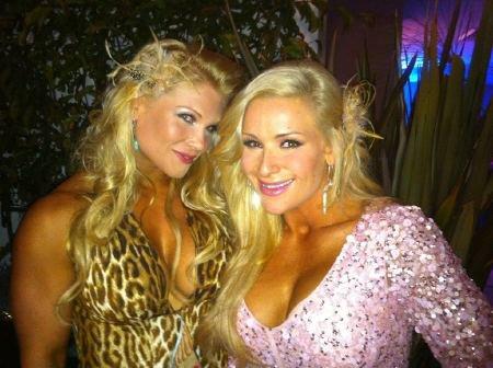 Beth Phoenix & Natalya