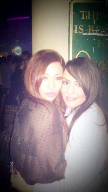 Maxine & Layla