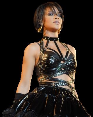 Tube  Star    -  Rihanna.    -   2010   (ninja)