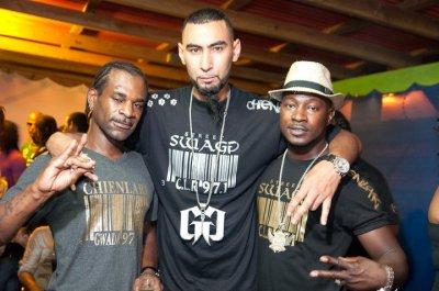 soulja thug and la fouine en clr swagged wear