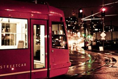 011011 | The last train.