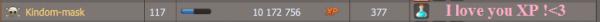 10 000 000 xp OMG ! :D