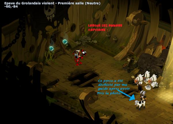 Grolandais violent me voila :D !(Petit pirate de merde)