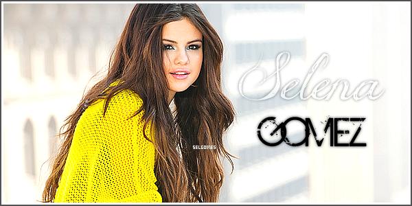 Selgomes Viens suivre toute l'actualité de la sublime & talentueuse Selena Marie Gomez !  Selgomes
