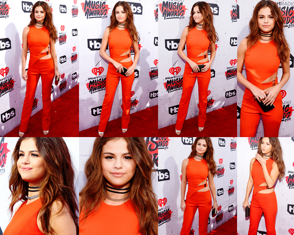 Selgomes 2016 IHeartRadio Music Awards 3rd of april of 2016 | Los Angeles  Selgomes