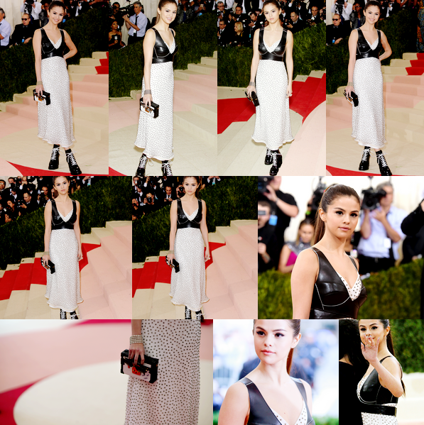 Selgomes 2016 Met Gala 2nd of may of 2016 | New York  Selgomes