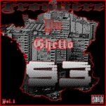 frontier du ghetto / (exposés)--_lilcent_ft_dioubak_-- (2011)
