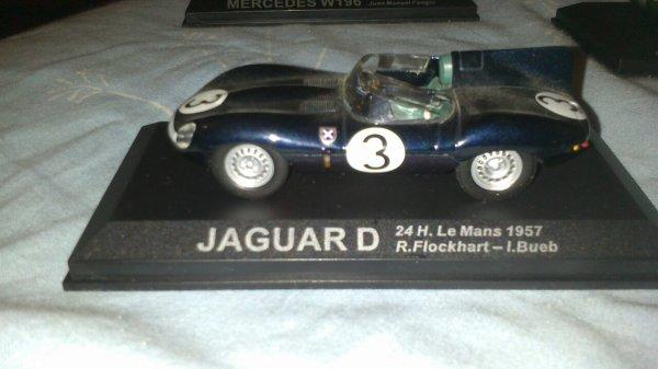 Une jaguar type d