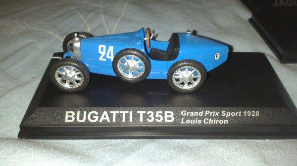 Bugatti 1/43