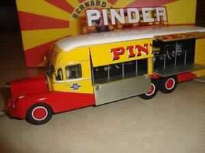 Échange mon camion Bernard pinder