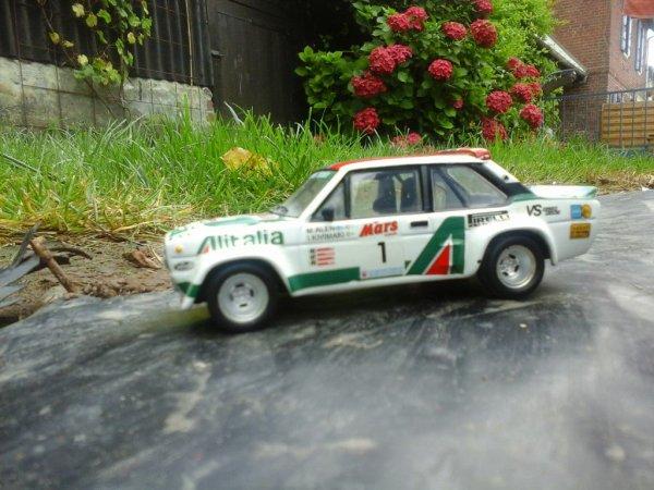 Fiat rallye