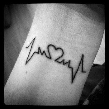 Dessin de tatoo ! ♥