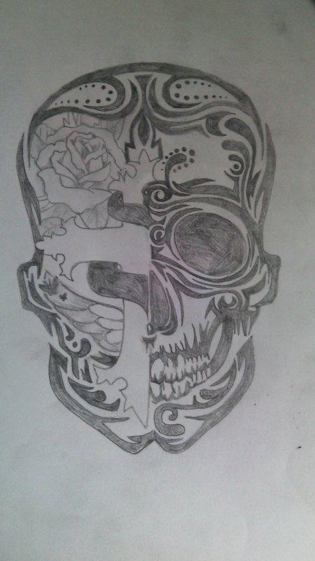 Dessin tatouage (Pas Pro)