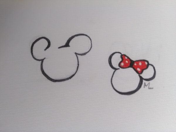♠ Mickey et Minnie ♠