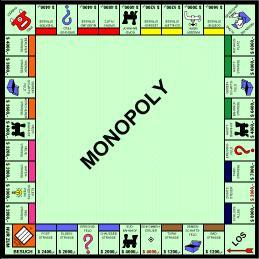 Wie Viele Felder Hat Ein KlaГџisches Monopoly Brett?