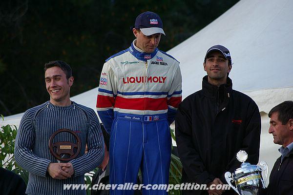 Course de côte de Bagnols-Sabran 2008