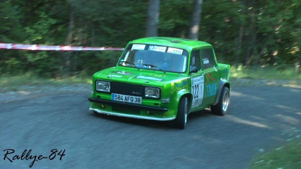 Rallye Gap-Racing 2011 - Simca rallye III