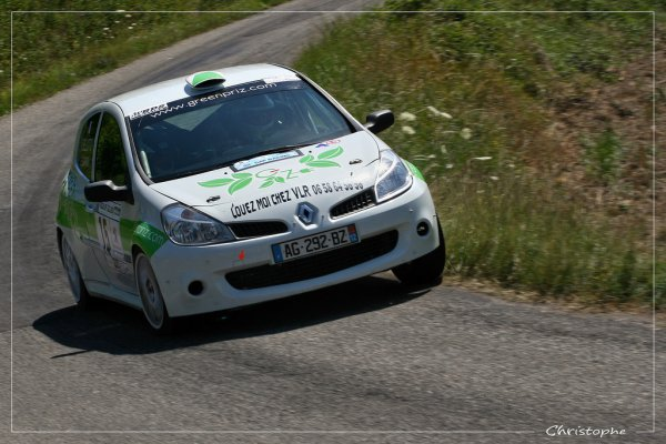 Rallye Gap-Racing 2011 - Clio R3