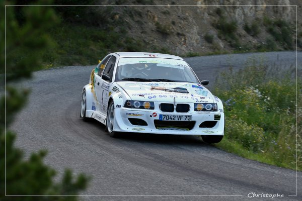 Rallye Gap-Racing 2011 - Nantet/BMW Compact