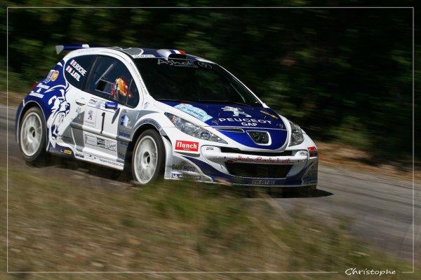 Rallye Gap-Racing 2011 - Latil/Peugeot 207 S2ooo