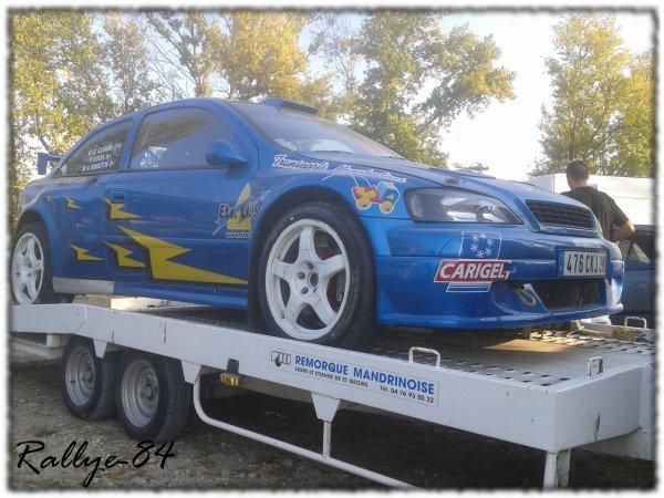 Rallye Mauves & Plats 2011 - Loos/Opel Astra