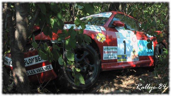 Rallye Mauves & Plats 2011 - Perrin/Porsche 996 GT3