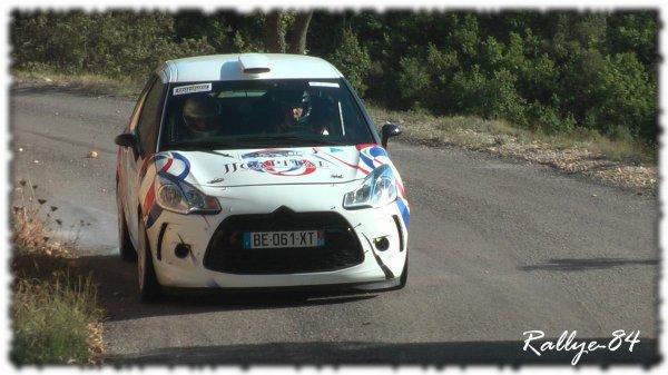 Rallye de Haute Provence 2011 - Ciaramitaro/DS3