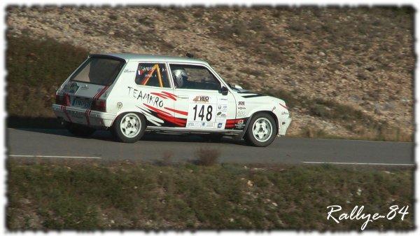 Rallye de Sarrians 2011 - Lodrini/Samba