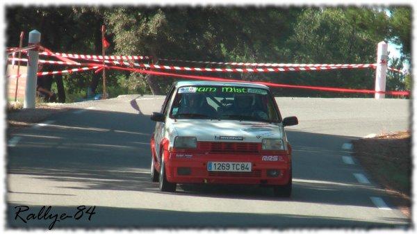 Rallye de Sarrians 2011 - Ferrotin/GT Turbo