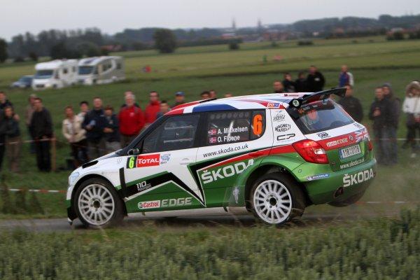 Champion du monde IRC 2011