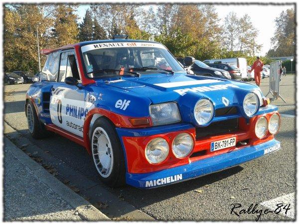Terre de Vaucluse 2011 - R5 Turbo