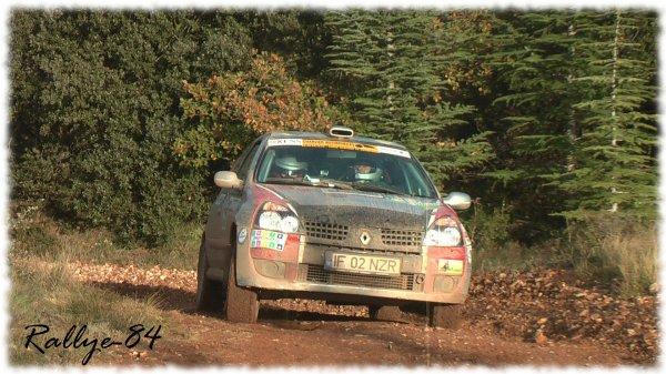 Terre de Vaucluse 2011 - Renault Clio Ragnotti