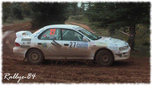 Terre de Vaucluse 2011 - Latour/Subaru Impreza Gt