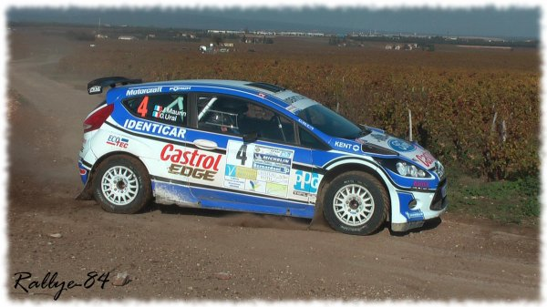 Terre de Vaucluse 2011 - Maurin/Ford Fiesta S2000