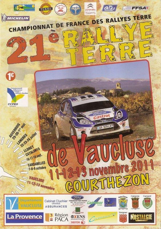 Terre de Vaucluse 2011