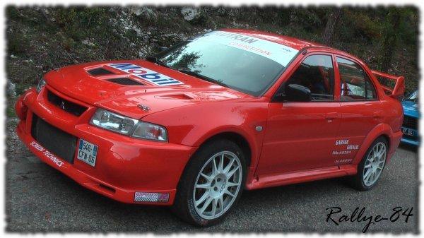 Téléthon de Murs 2011 - Mitsubishi Lancer