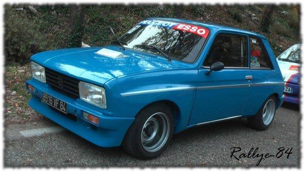 Téléthon de Murs 2011 - Peugeot 104