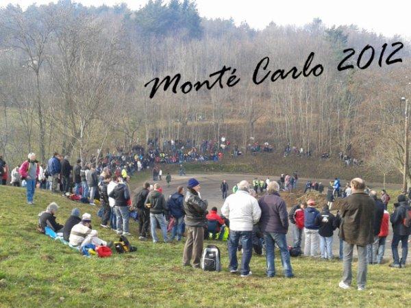 Monté Carlo 2012