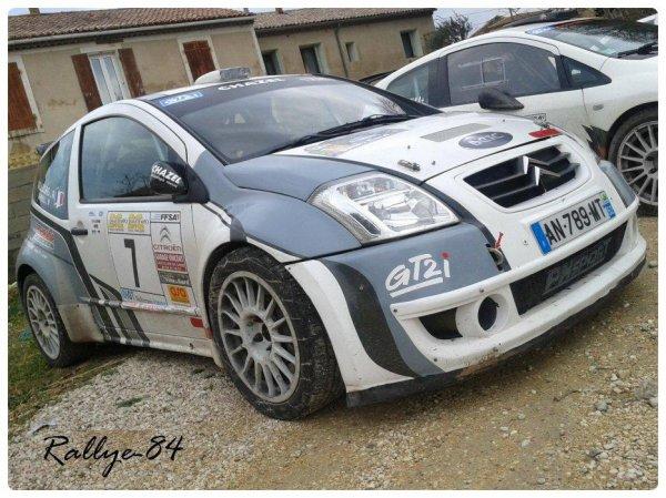Rallye des vins du Gard 2012 - Janel/C2 S1600