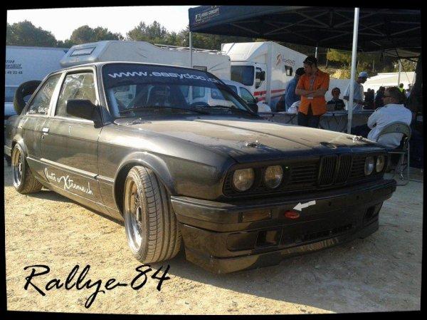 Course de côte de Bagnols-Sabran 2012 - Rinsoz/BMW 318