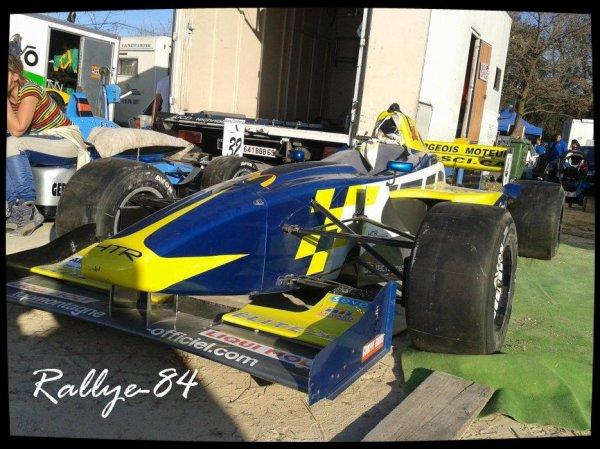 Course de côte de Bagnols-Sabran 2012 - Alban Thomas/Lola B99