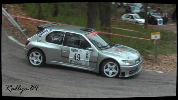 Ronde de la Durance 2012 - De Vita/Peugeot 306
