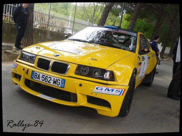 Ronde de la Durance 2012 - André/BMW 318 Compact