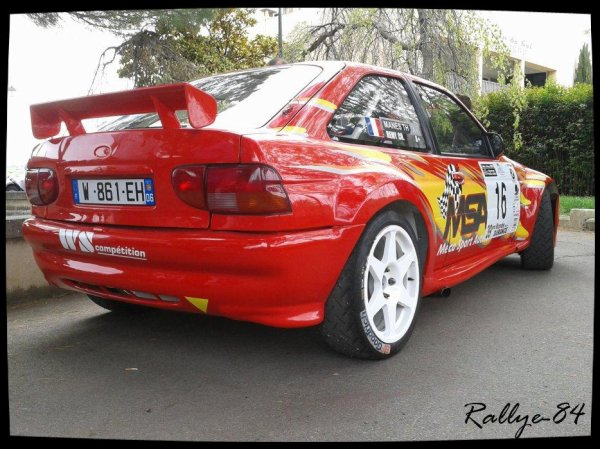 Ronde de la Durance 2012 - Remy/Ford Escort