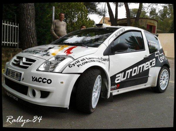 Ronde de la Durance 2012 - Mancini/C2 S1600