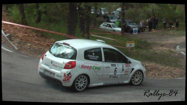 Ronde de la Durance 2012 - Jongbloed/Clio R3