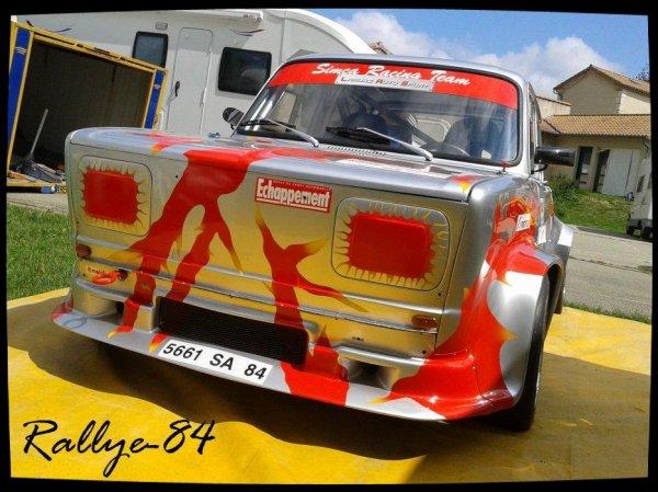 C/c de Crest-Divajeu 2012 - Métivier/Simca Rallye III