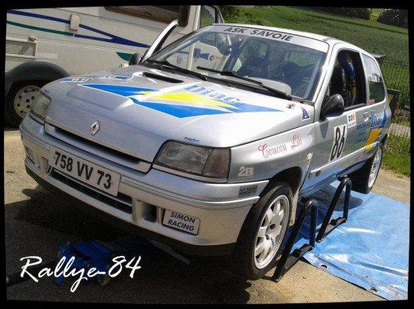 C/c de Crest-Divajeu 2012 - Félizard/Renault Clio